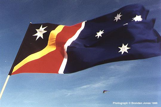 new australian flags